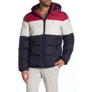 🆕Tommy Hilfiger - Quilted Puffer Jacket